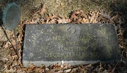 James Elliot Blunt