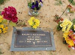 Ralph Sheldon Alexander