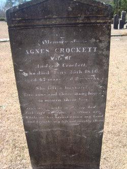 Agnes <i>Dunlap</i> Crockett