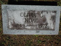 Alice Olivia <i>Grimes</i> Hoag