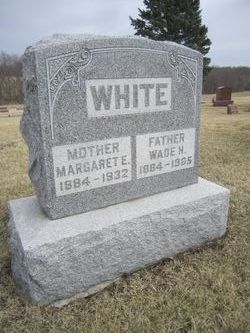 Margaret E <i>Leutzinger</i> White