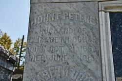 John F. Peters