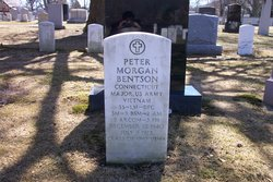 Maj Peter Morgan Pete Bentson