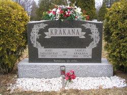 Mary <i>Sarafincean</i> Krakana