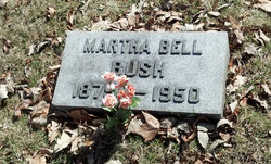 Martha <i>Bell</i> Carter Bush