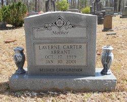 Laverne <i>Carter</i> Arrant