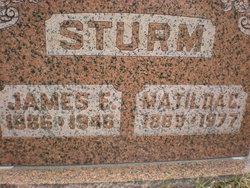 James E Sturm