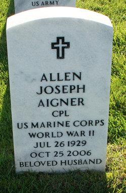 Allen Joseph Aigner