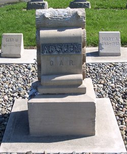 Ernest S Adsley