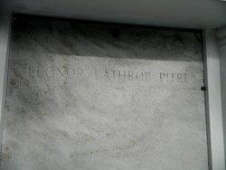 Leonore Marie <i>Lathrop</i> Pitre
