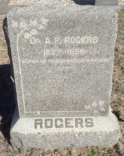 Dr A. P. Rogers