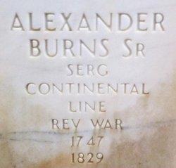 Alexander Abner Burns