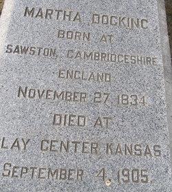 Martha Docking