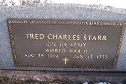 Frederick Charles Starr
