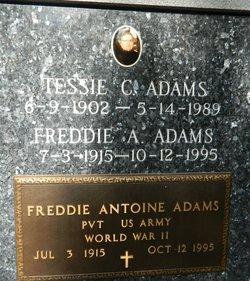 Freddie Antoine Adams
