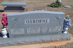 Ninnie Autherine <i>Pounds</i> Osborne