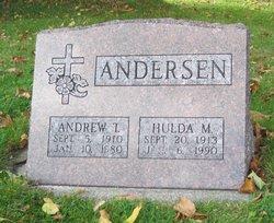 Andrew T Andersen