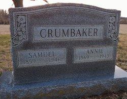 Annie <i>Barnard</i> Crumbaker