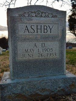 A. D. Ashby