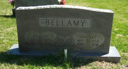 Ida Lee Mama Lee <i>Owens</i> Bellamy