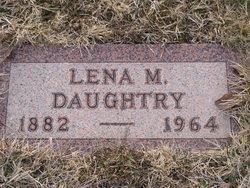 Lena May <i>McDonehey</i> Daughtry