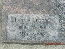 Martha Myrtle <i>Hoggard</i> Birk