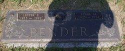 Pearl M Bender
