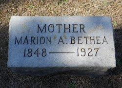 Marion Almira <i>Bethea</i> Allen
