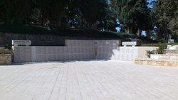 Garden of the Missing Soldiers Memorial