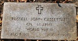Russell J. Cassettari