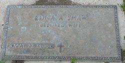 Edna F <i>Applegate</i> Shaw