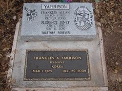 Franklin Allan Yarrison