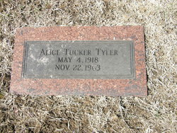Alice Peyton <i>Tucker</i> Tyler