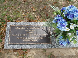 Samuel Oliphant Wooley, Jr