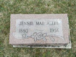 Jennie Mae Allee