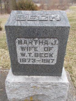 Martha J Beck