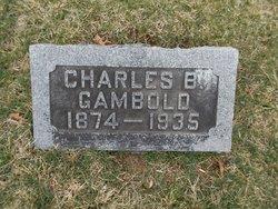 Charles B Gambold