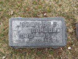 Josephus B Gambold