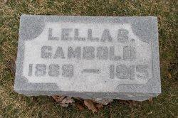 Lella B Gambold