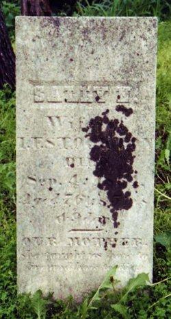 Sarah Hall Sally <i>Lord</i> Stockton