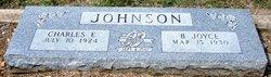 Joyce <i>Peyton</i> Johnson