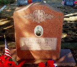 Sgt Pedro Pete Jiminez, Jr