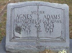 Agnes Lucille Adams