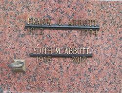 Edith Margaret <i>Gjersee</i> Abbott