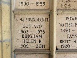 Gustavo Sanchez De Bustamante