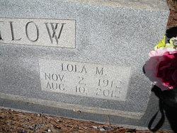 Lola Mae <i>Dixson</i> Whitlow