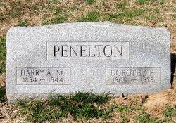 Harry Alexander Penelton