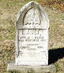Alice <i>Elkins</i> Ault