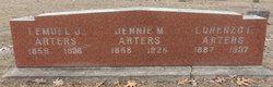 Mary Jennie <i>Nichols</i> Arters