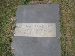 Ernestine <i>Pearce</i> Gray
